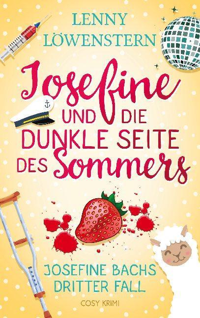 Cover-Bild Josefine und die dunkle Seite des Sommers