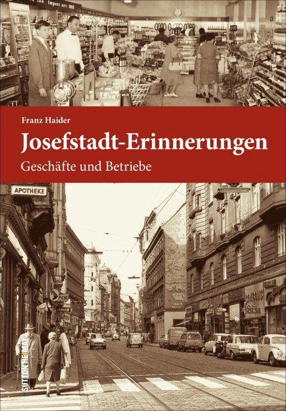 Cover-Bild Josefstadt-Erinnerungen