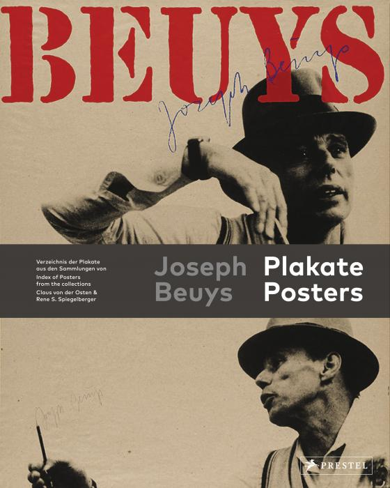 Cover-Bild Joseph Beuys: Plakate. Posters [dt./engl.]