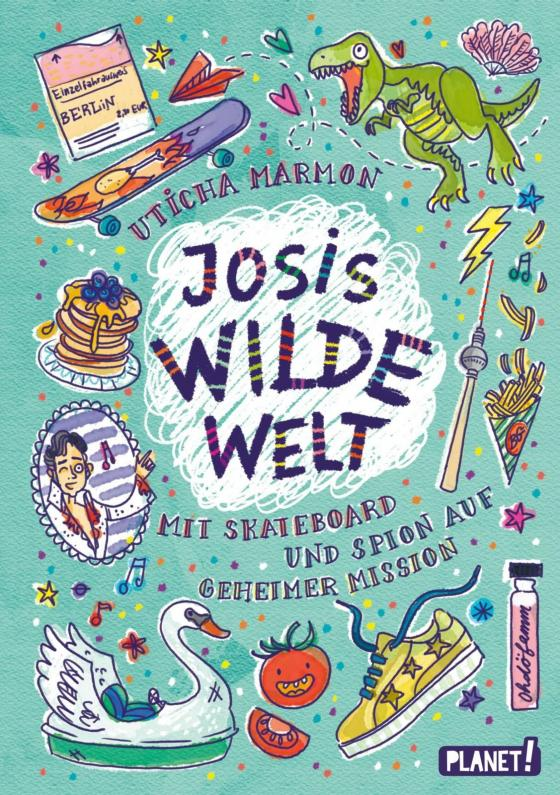 Cover-Bild Josis wilde Welt