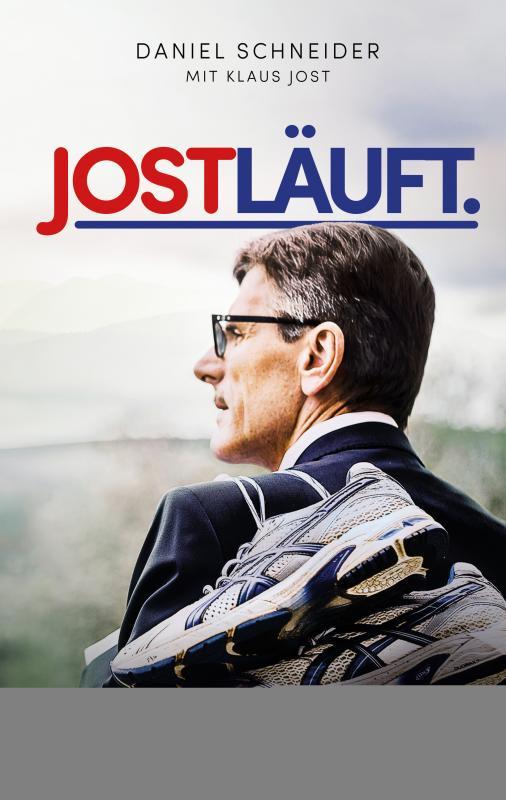 Cover-Bild Jost läuft.