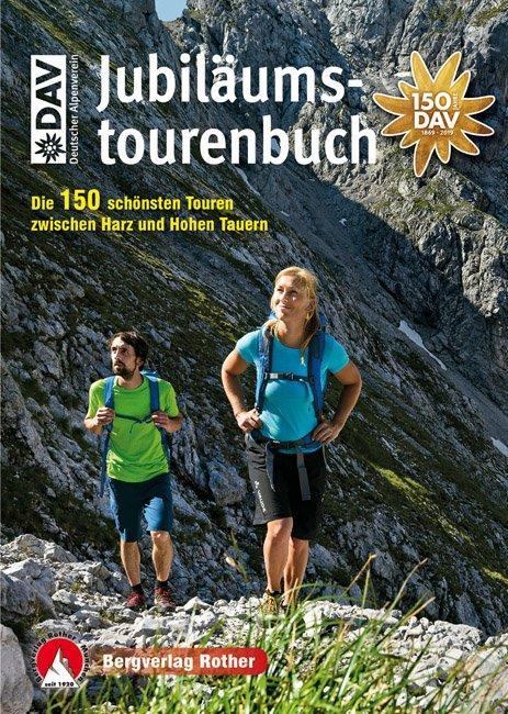 Cover-Bild Jubiläumstourenbuch
