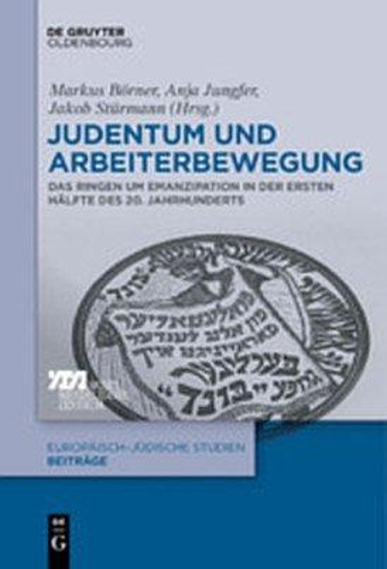 Cover-Bild Judentum und Arbeiterbewegung