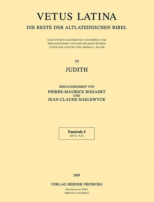 Cover-Bild Judith