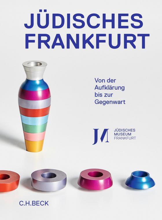 Cover-Bild Jüdisches Frankfurt