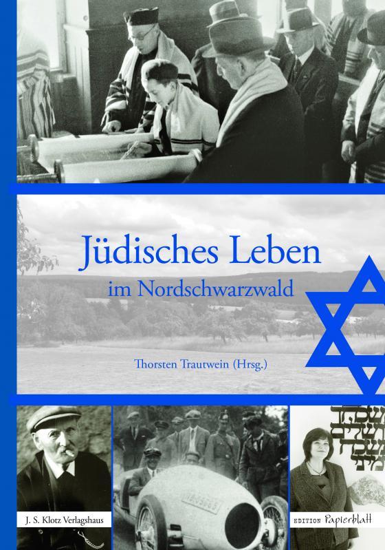 Cover-Bild Jüdisches Leben im Nordschwarzwald