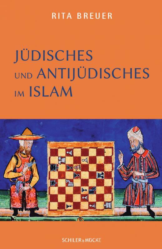 Cover-Bild Jüdisches und Antijüdisches im Islam