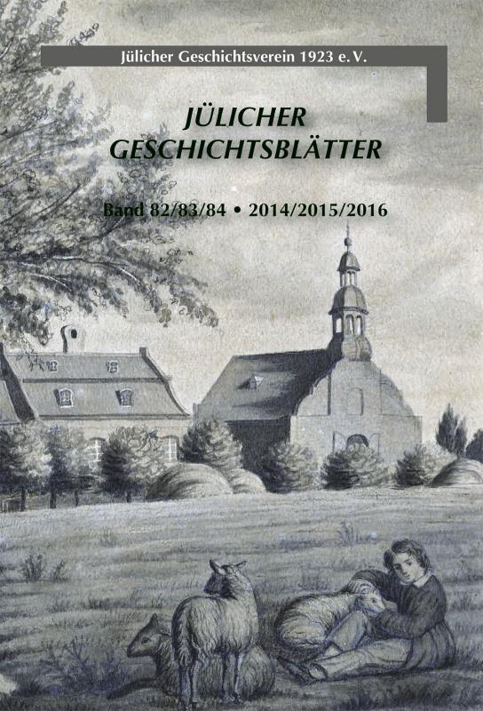 Cover-Bild Jülicher Geschichtsblätter, Band 82/83/84