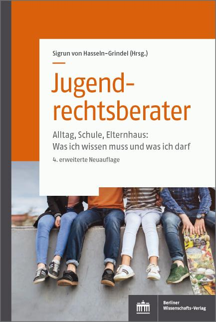 Cover-Bild Jugendrechtsberater