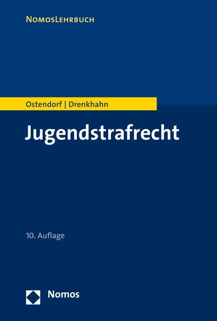 Cover-Bild Jugendstrafrecht