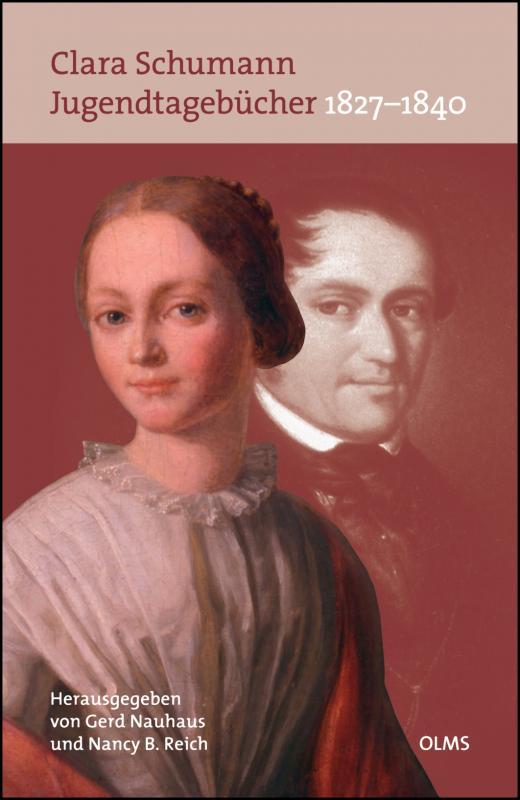 Cover-Bild Jugendtagebücher 1827-1840