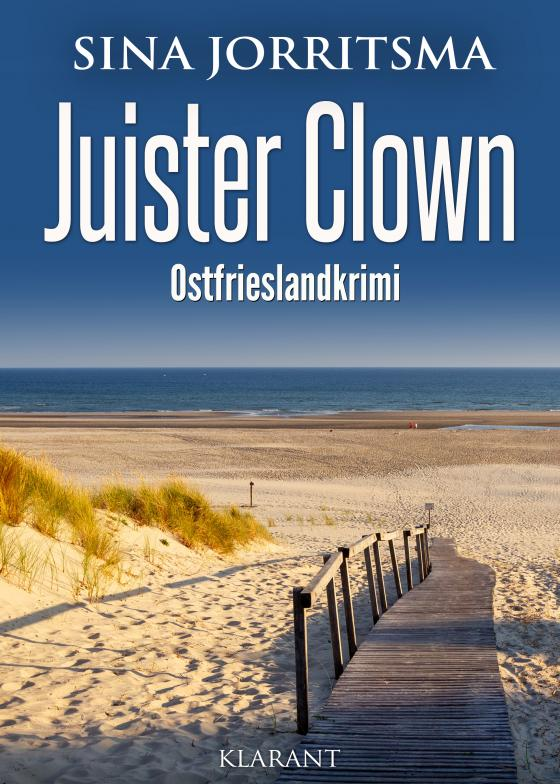 Cover-Bild Juister Clown. Ostfrieslandkrimi