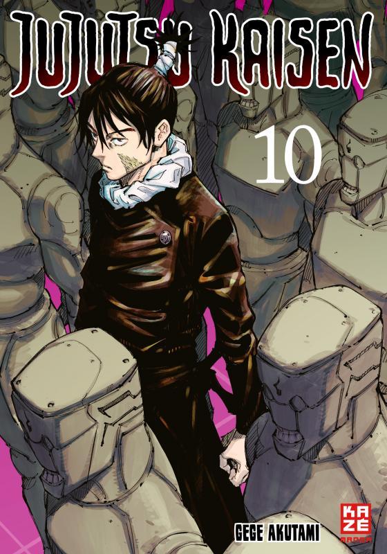 Cover-Bild Jujutsu Kaisen – Band 10