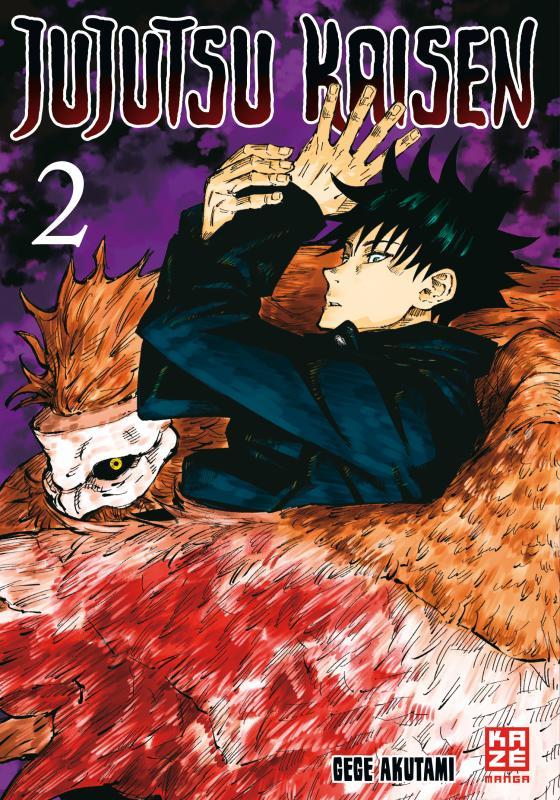 Cover-Bild Jujutsu Kaisen – Band 2