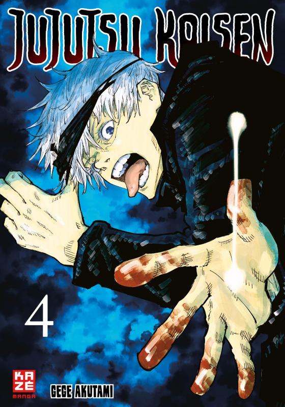 Cover-Bild Jujutsu Kaisen – Band 4