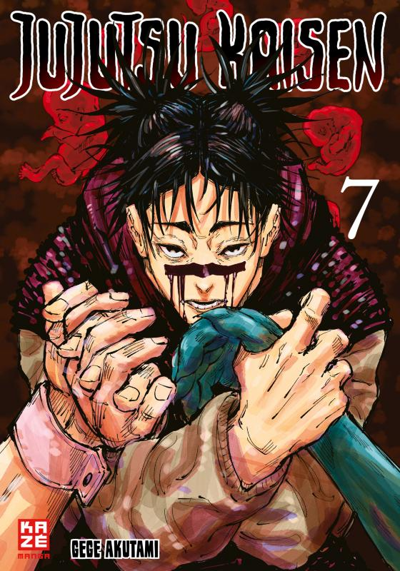 Cover-Bild Jujutsu Kaisen – Band 7