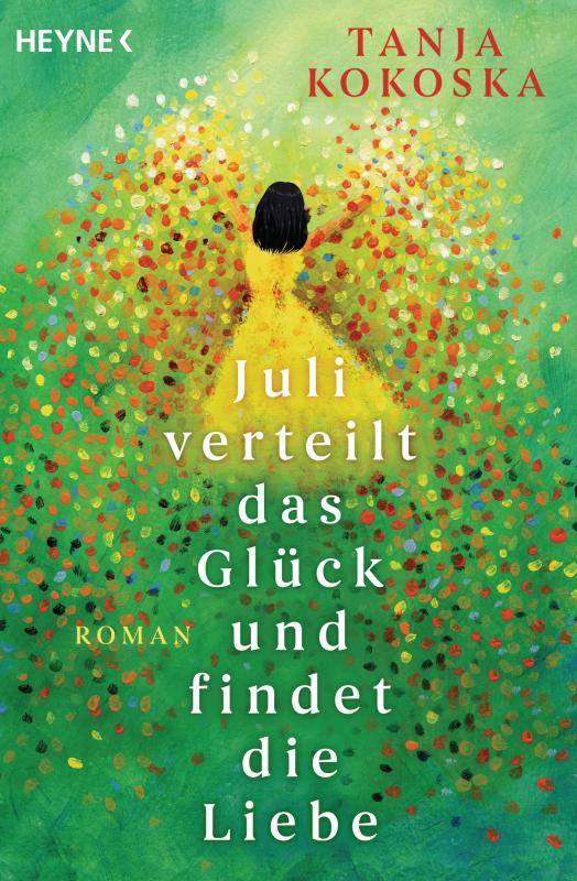 Cover-Bild Juli verteilt das Glück und findet die Liebe