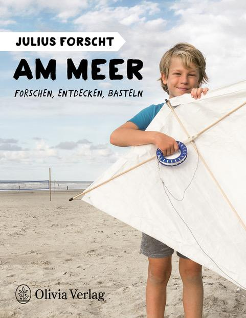 Cover-Bild Julius forscht - Am Meer