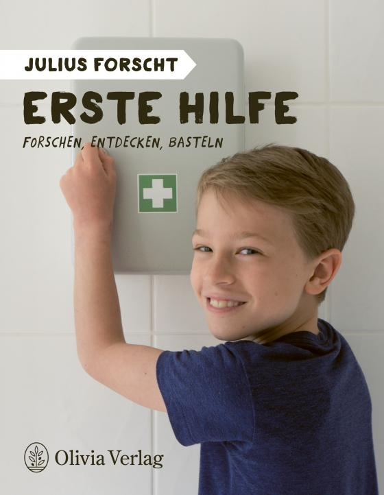 Cover-Bild Julius forscht - Erste Hilfe