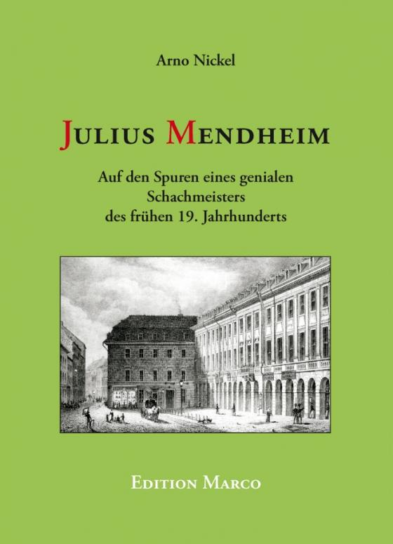 Cover-Bild Julius Mendheim
