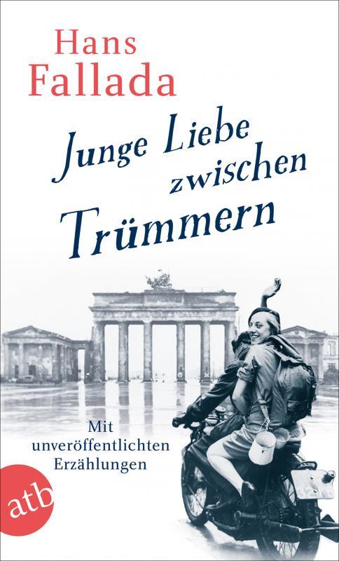 Cover-Bild Junge Liebe zwischen Trümmern