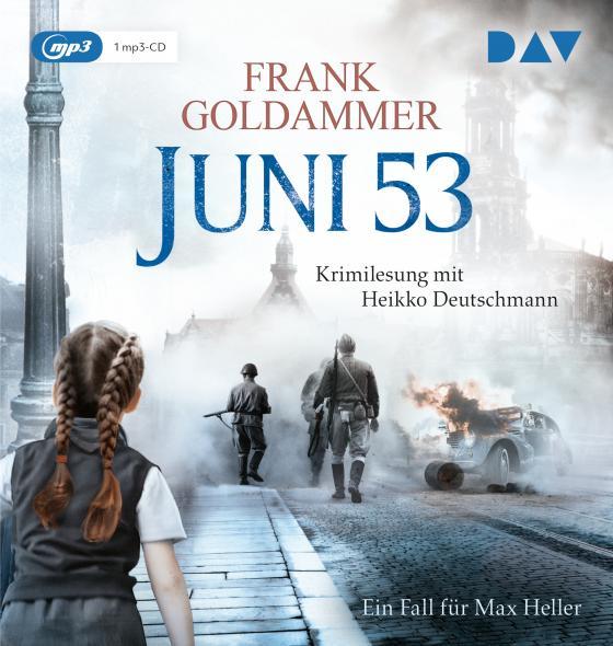 Cover-Bild Juni 53. Ein Fall für Max Heller