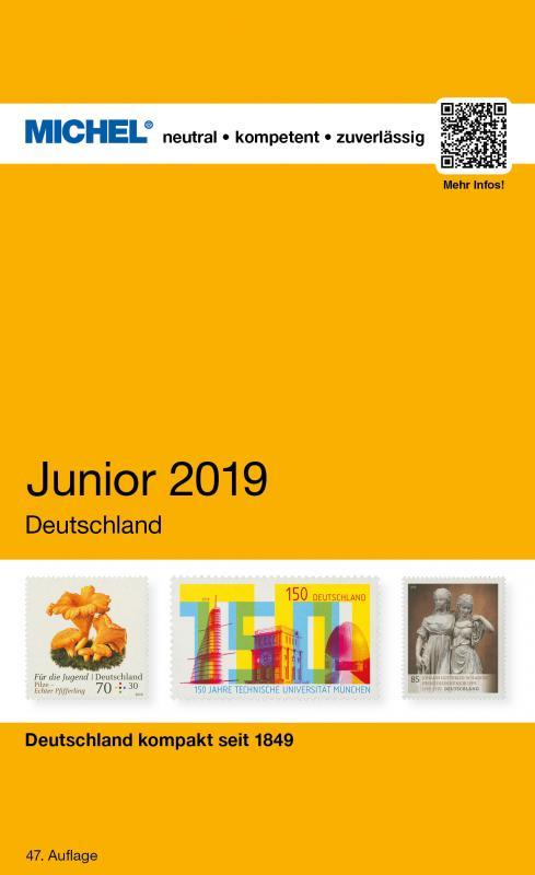 Cover-Bild Junior 2019