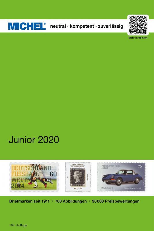 Cover-Bild Junior 2020