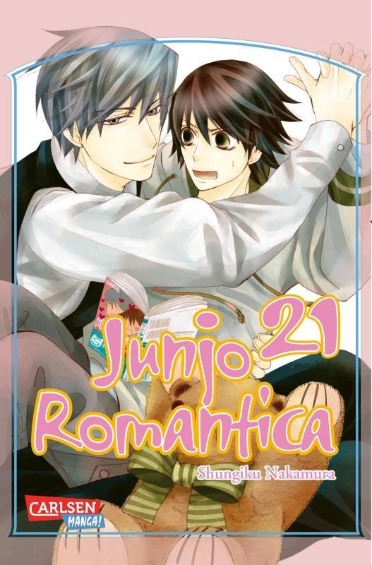 Cover-Bild Junjo Romantica 21