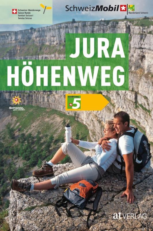 Cover-Bild Jura-Höhenweg