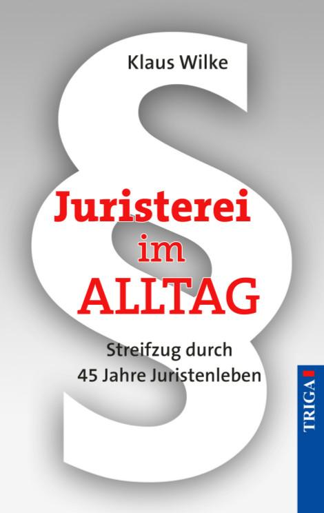 Cover-Bild Juristerei im Alltag