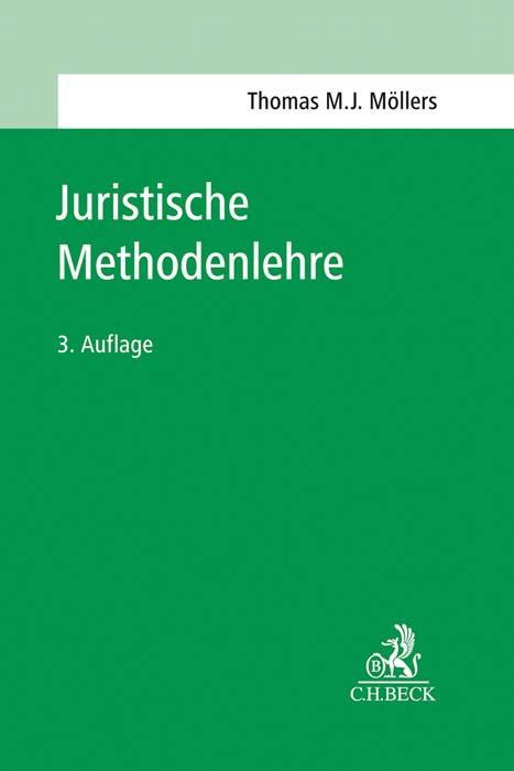 Cover-Bild Juristische Methodenlehre