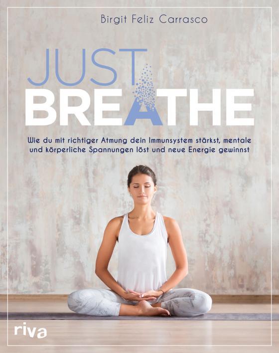 Cover-Bild Just breathe