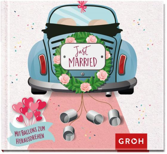 Cover-Bild Just married