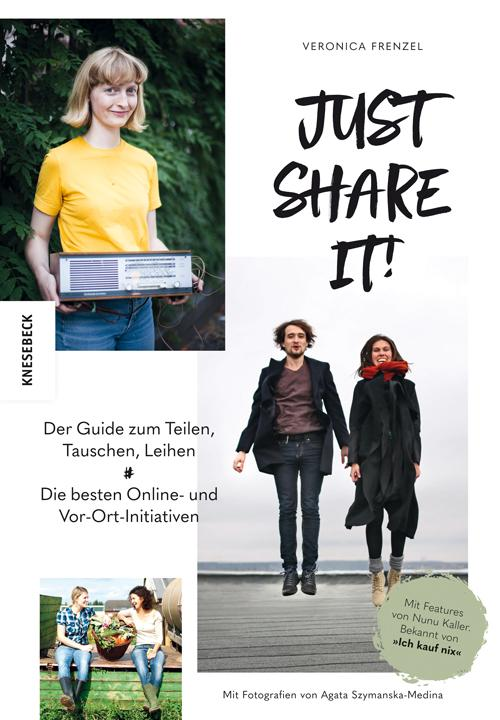 Cover-Bild Just share it!