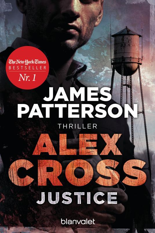 Cover-Bild Justice - Alex Cross 22