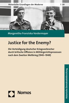 Cover-Bild Justice for the Enemy?