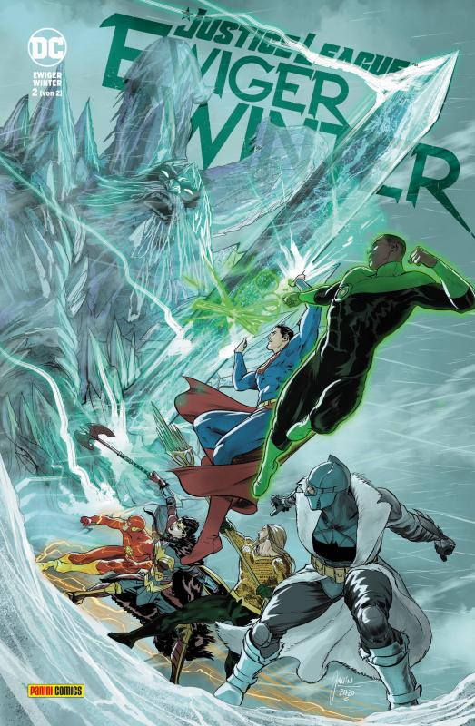 Cover-Bild Justice League: Ewiger Winter