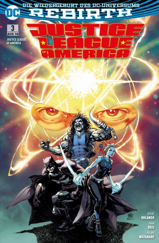 Cover-Bild Justice League of America