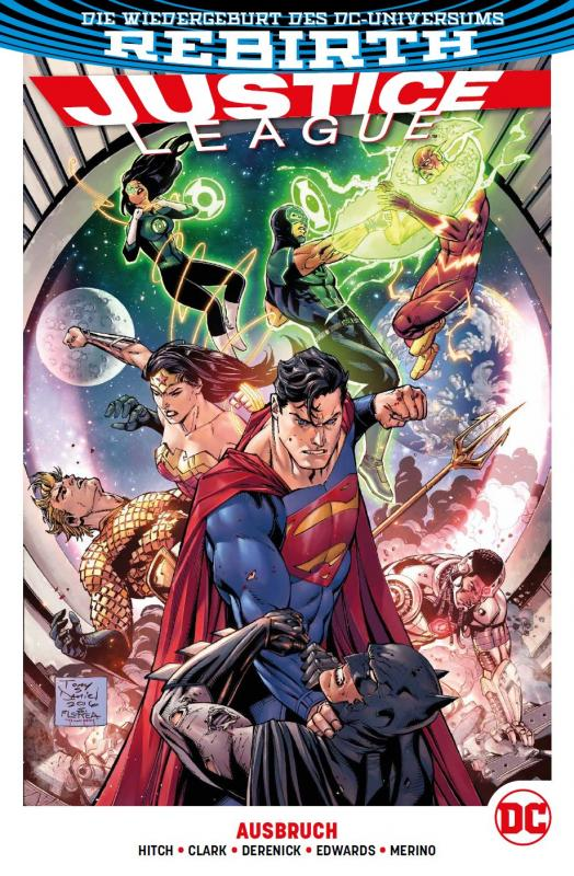 Cover-Bild Justice League