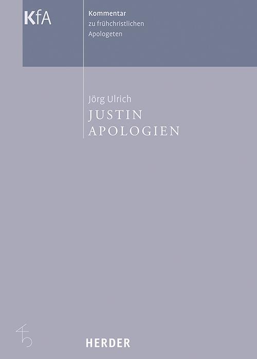 Cover-Bild Justin, Apologien