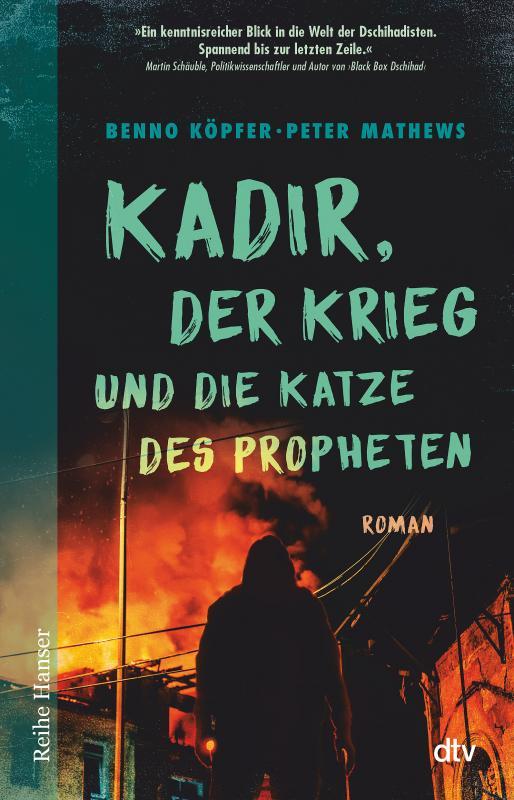 Cover-Bild Kadir, der Krieg und die Katze des Propheten