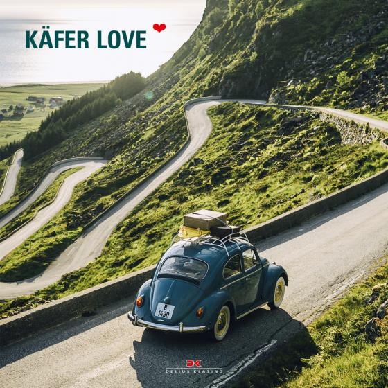 Cover-Bild Käfer Love