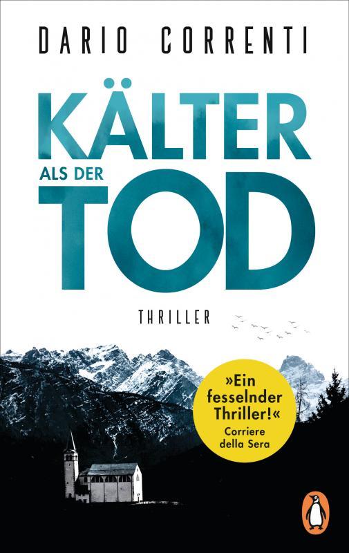 Cover-Bild Kälter als der Tod