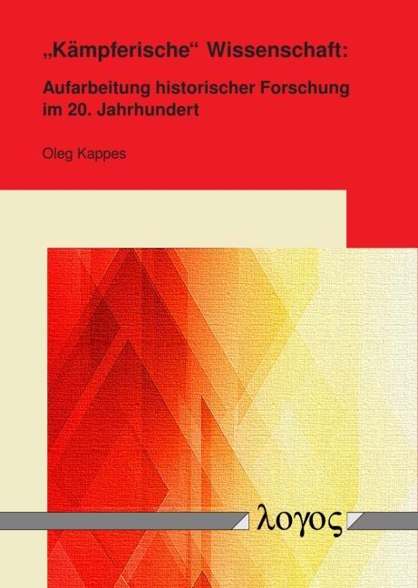 """Cover-Bild """"Kämpferische"""" Wissenschaft"""