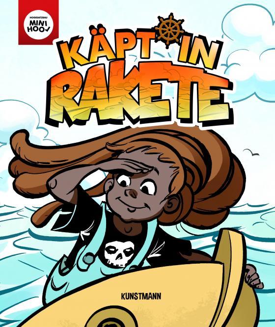 Cover-Bild Käptin Rakete