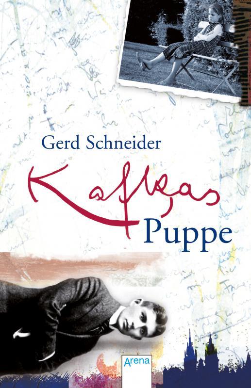 Cover-Bild Kafkas Puppe