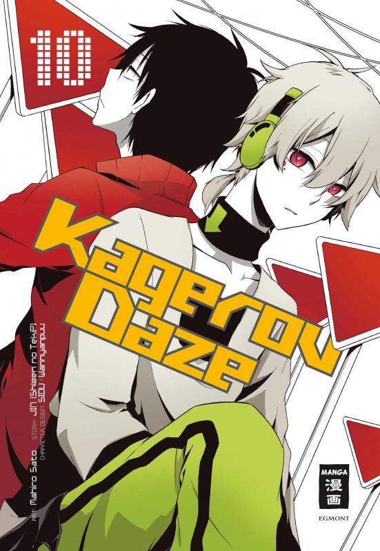 Cover-Bild Kagerou Daze 10
