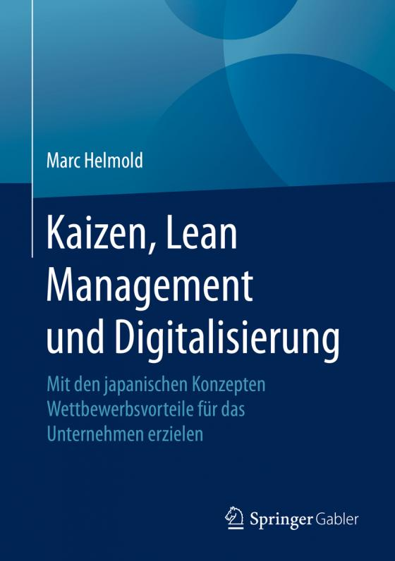 Cover-Bild Kaizen, Lean Management und Digitalisierung