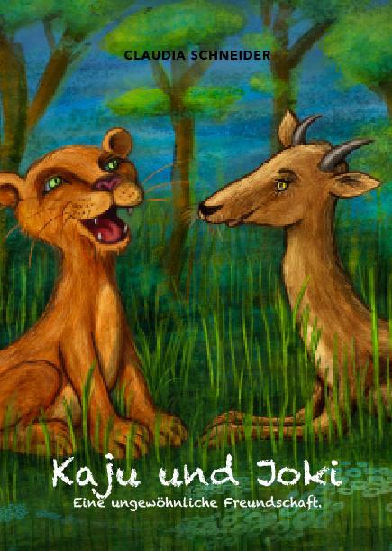 Cover-Bild Kaju und Joki